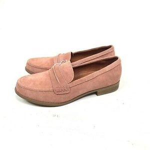 Universal Thread Genuine Suede Loafer